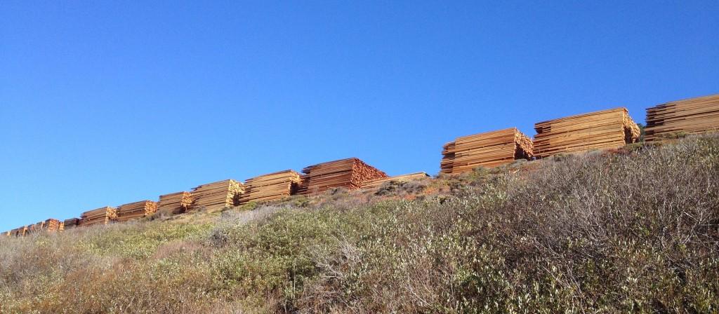 Big Creek Lumber off HWY 1