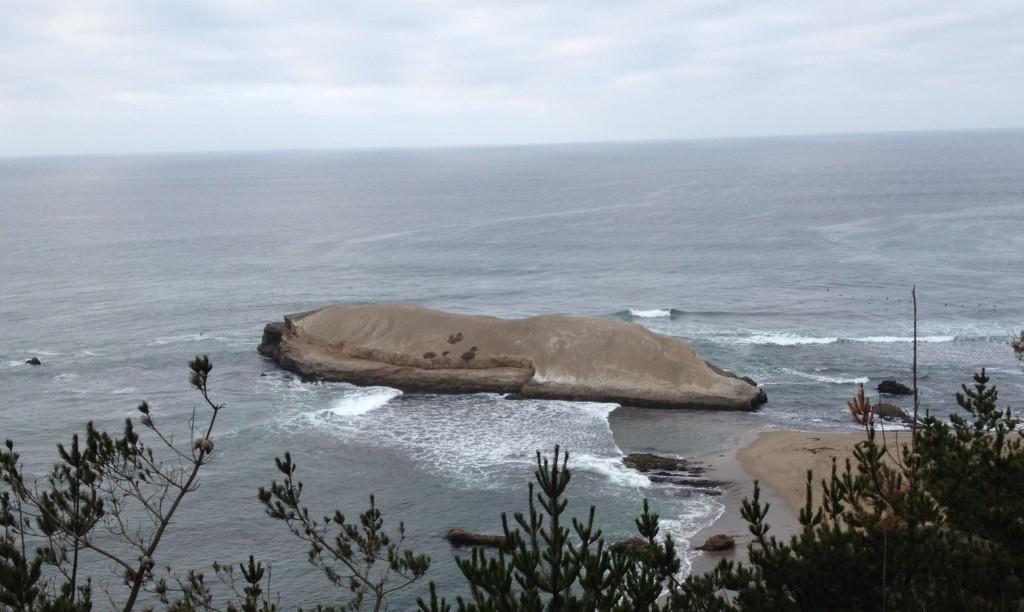 Greyhound Rock